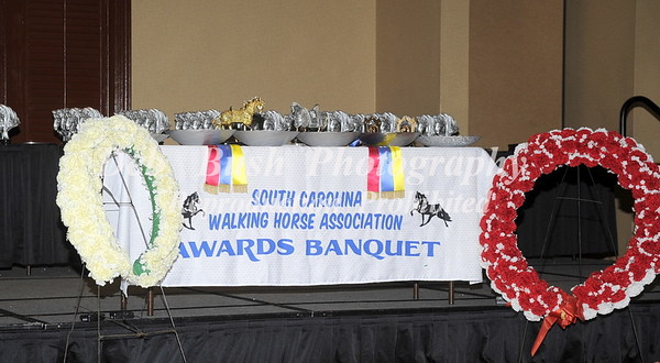 2018  SC WALKING HORSE ASSOCIATION AWARDS BANQUET- JAN. 6 - 2018