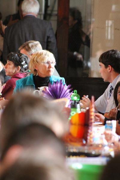 School Families Thanksgiving Luncheon