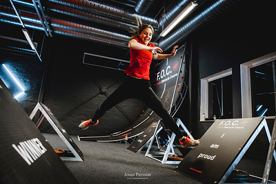 F.O.C. (Friskis Obstacle Course) - Friskis&Svettis