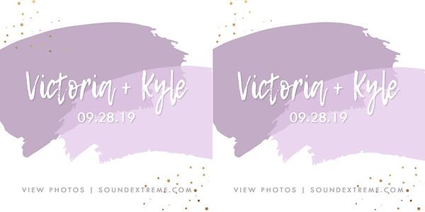 Victoria & Kyle 9/28/19