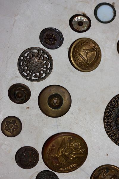 Brass buttons #2.