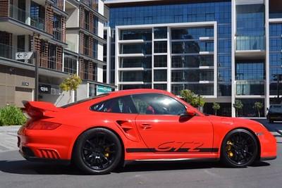 2008 Porsche 911 GT2 - 997 GT2