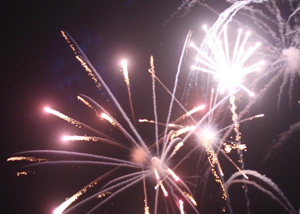 2012 - WHB Fireworks