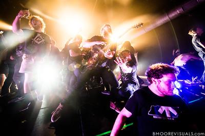 Underoath - 4/11/16 - Rocketown, Nashville