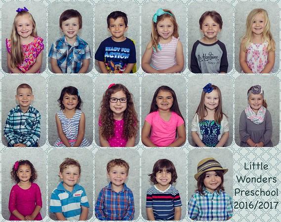 Little Wonders Preschool 2017