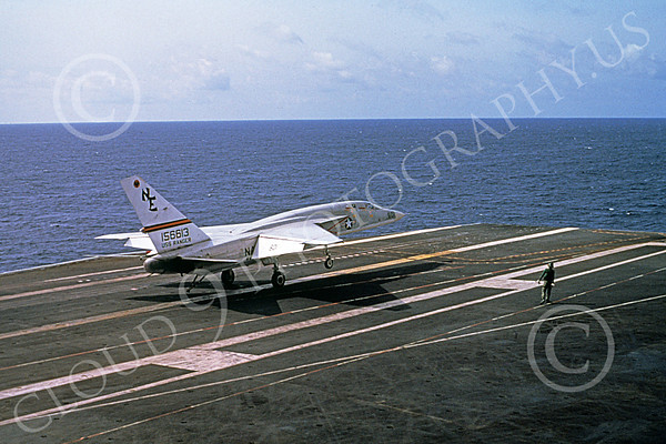 US Navy RVAH-3 SEA DRAGONS Military Airplane Pictures