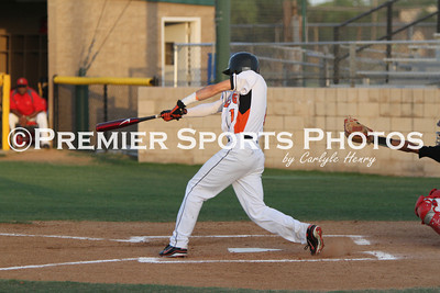 La Porte Varsity Baseball vs North Shore 4/15/2011