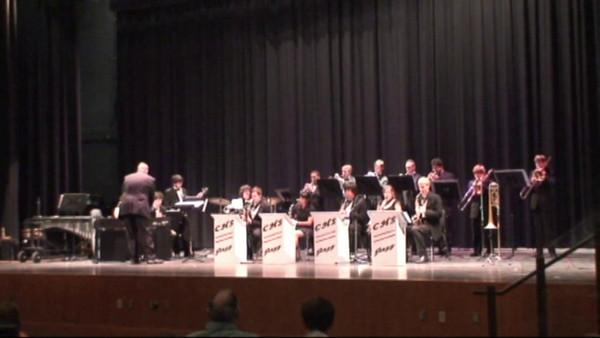 05-31-2011: Spring Jazz Band Concert
