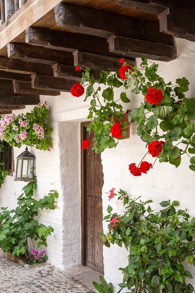 Cordoba Doorway