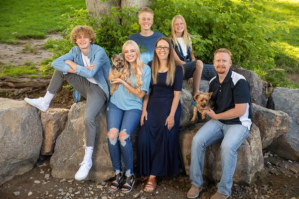 Krueger Family 2020