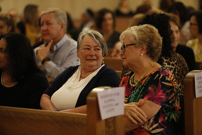 60th Anniversary Mass and reception