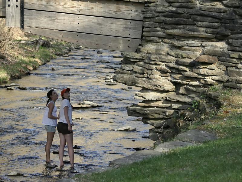 Stony Brook - April 25, 2009