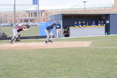 OE Soph. Baseball Vs St. Ignatius 2018