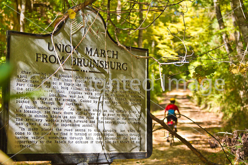 Civil War - Vicksburg, MS - Biking Grant's Route #2