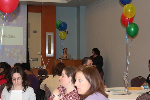 Student Worker Awards, April 2012