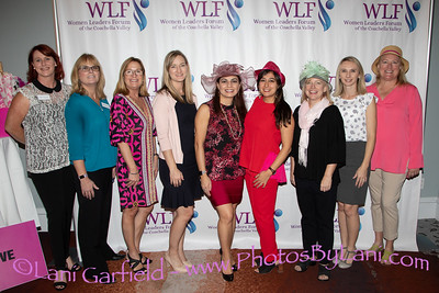 Women Leaders Forum Think Pink Luncheon by Lani