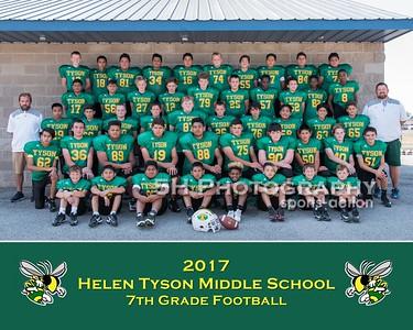 HTMS Football- 7th Grade
