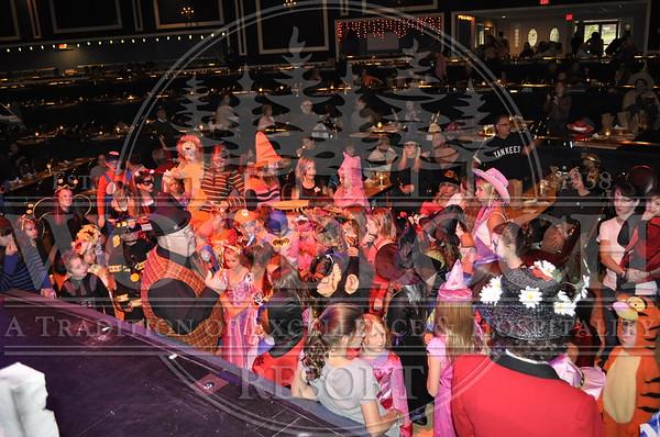 October 22 - Halloween Party