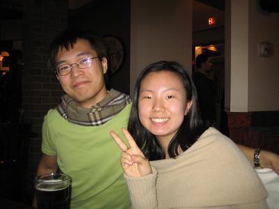 December 28 - Dinner With E