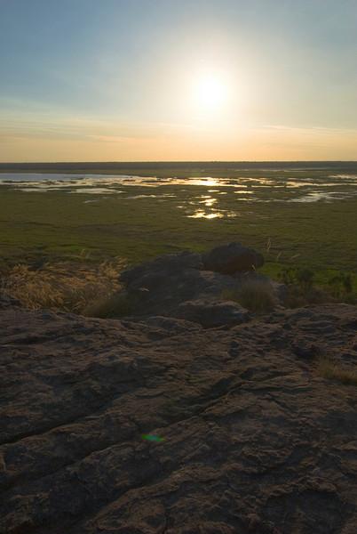 Sunset Over Wetlands, Kakadu National Park - Northern Territory, Australia