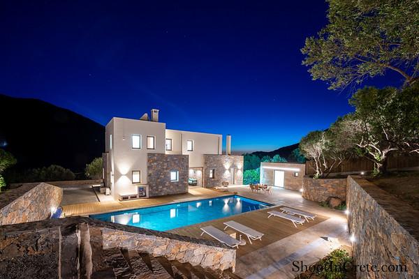 Luxury Villas On Crete