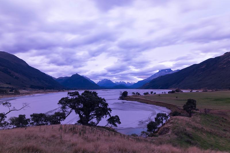Dart River View