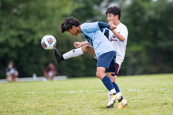 JV Boys Soccer vs Perry Meridian