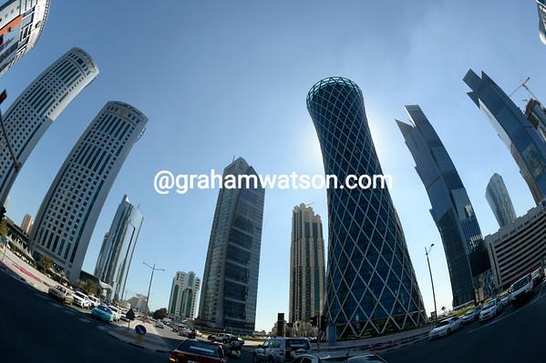 Tour of Qatar:  Stage 3 Al Wakra > Mesaieed, 143kms