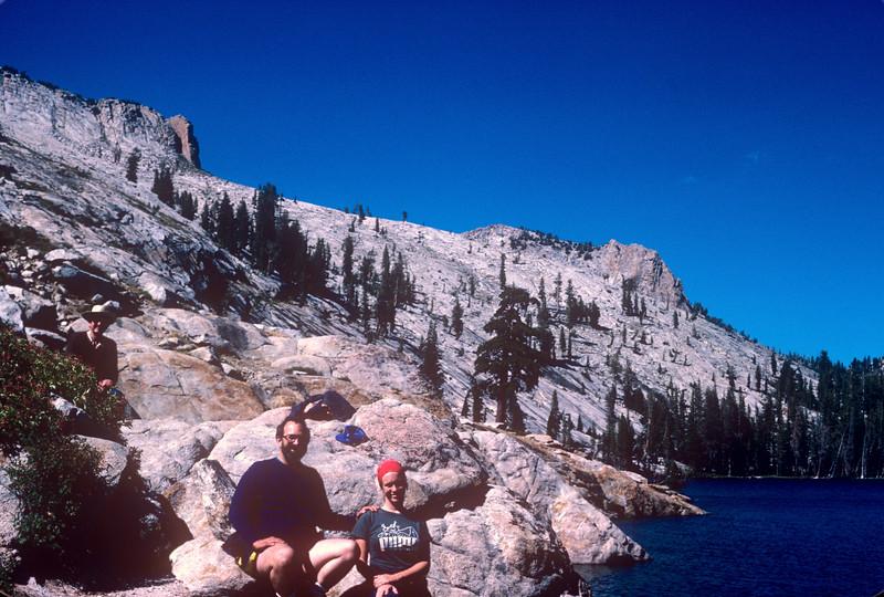 1985-07 Yosemite May Lake John & Chris.jpg
