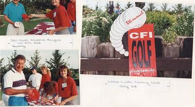 7-24-1993 CFI Golf Tournament @ Loma Linda CC