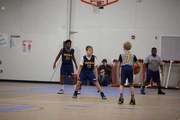 2014 15 Dacula Basketball
