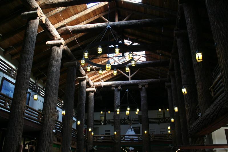 20110826 - 016 - GNP - Glacier Park Lodge Lobby.JPG