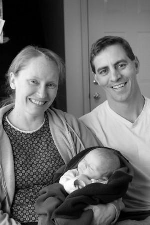 Kathryn, Margaret, John March 21, 2009