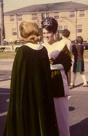 High School football and Homecoming Highlights, 1964