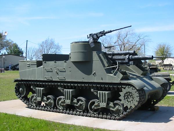 M7 105mm SPH