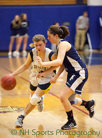 D3 Girls Basketball Finals - Bow vs. White Mtn