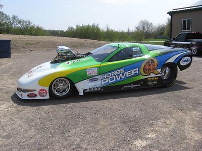 Pro Mod '04 Vette Race Car
