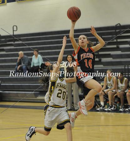 Briar Woods @ Loudoun County (JV Girls) -- 01/20/2010