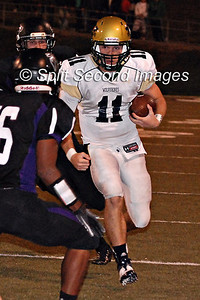 2012 WFHS vs. North Forsyth Raiders