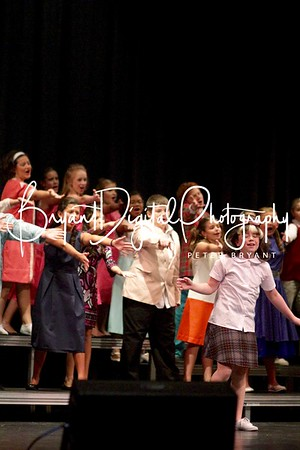 EHS Middle School Musical-Hairspray