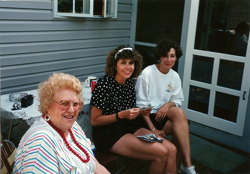 Evelyn Baad, Barb, Jane        7/92