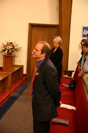 Dr. Mark Edward Fleshner graduation anouncement