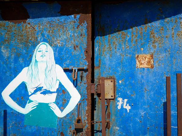Israel Photos Door, Streets and Windows