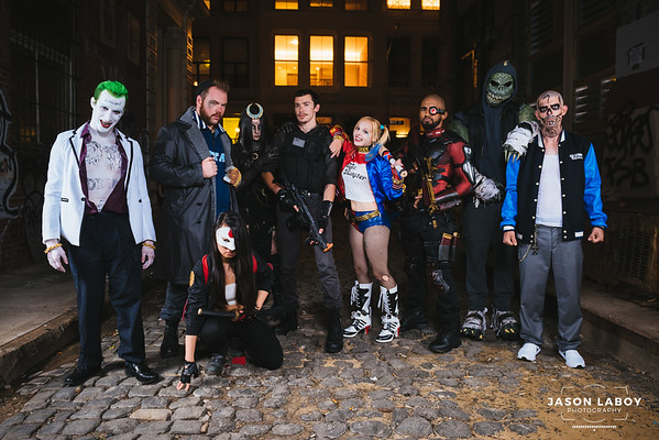 Suicide Squad Cosplay Photoshoot PT2