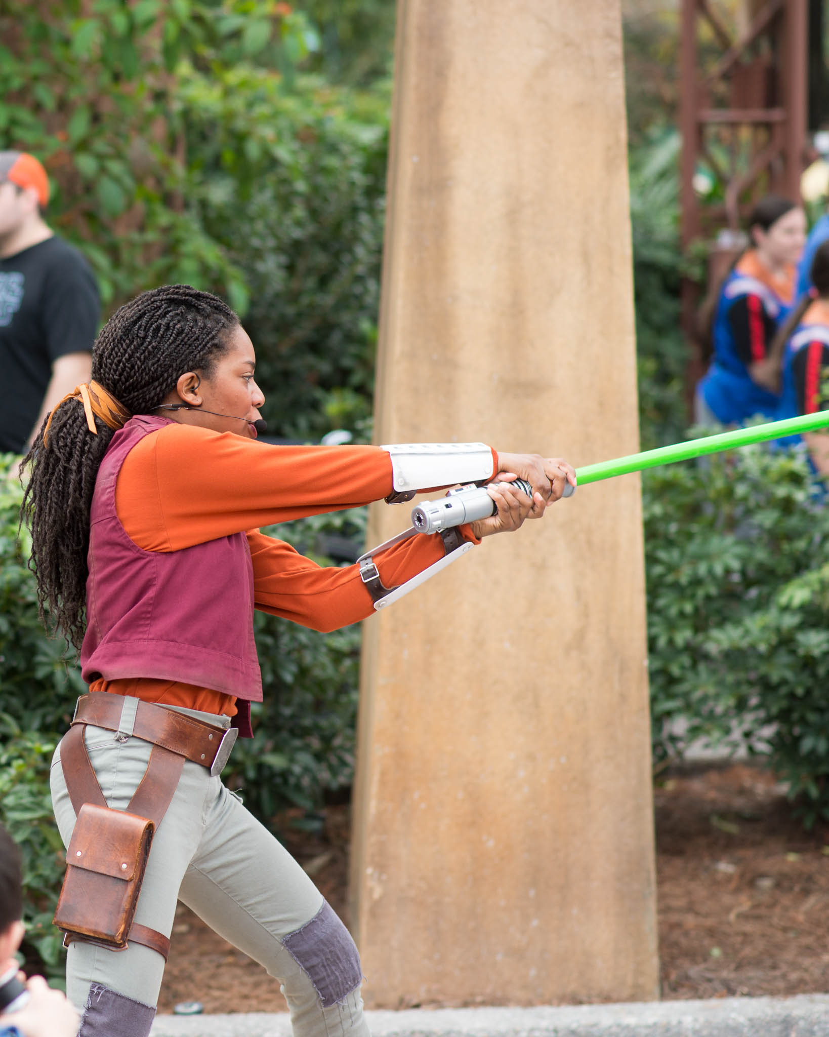 Disney's Hollywood Studios - Jedi Master