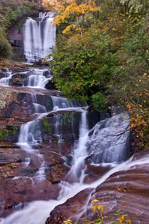 Waterfall Overflow