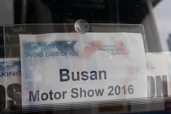 Busan Motor Show June 2016