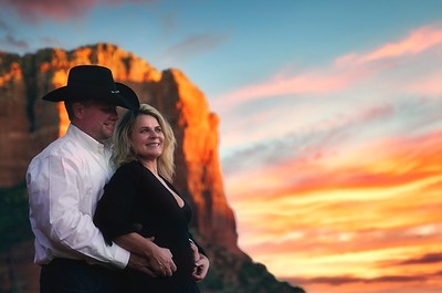 Merlin & Tracey Ikenberry 20th Anniversary Shoot