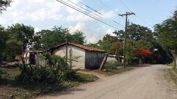 Los Terrones, Honduras, 2016