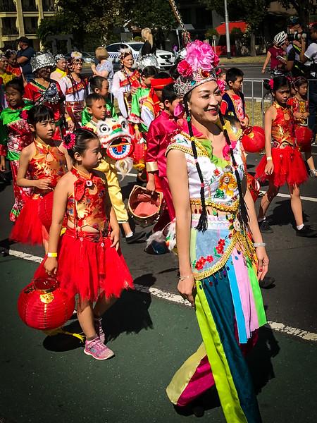 Moomba Festival Melbourne Australia
